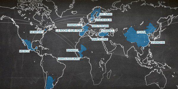 Mission économique de l'UMQ 2016