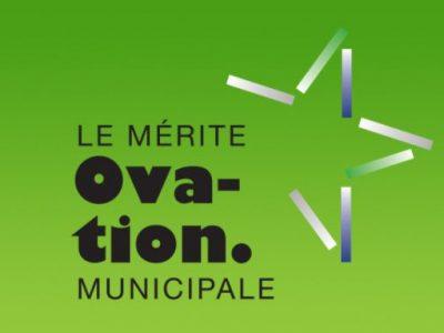 Mérite Ovation municipale 2017 de l'UMQ