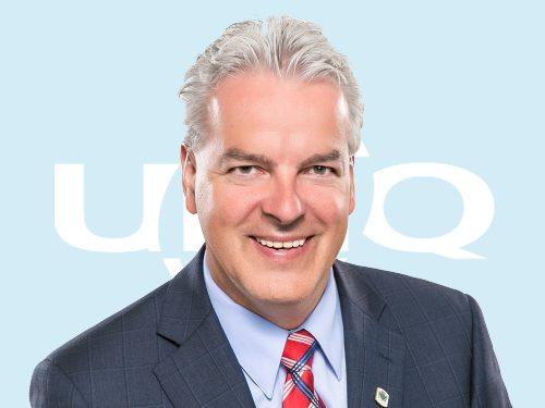 Allocution de M. Bernard Sévigny, président de l'Union des municipalités du Québec et maire de Sherbrooke lors de l'ouverture des Assises annuelles 2017 de l'UMQ