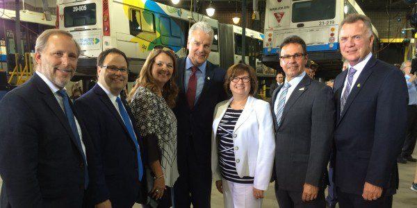 Entente Canada-Québec sur les infrastructures