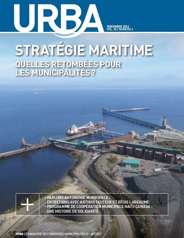Stratégie maritime – Quelles retombées pour les municipalités ?