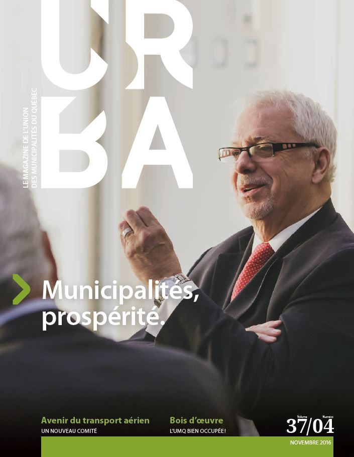 Magazine URBA - Novembre 2016