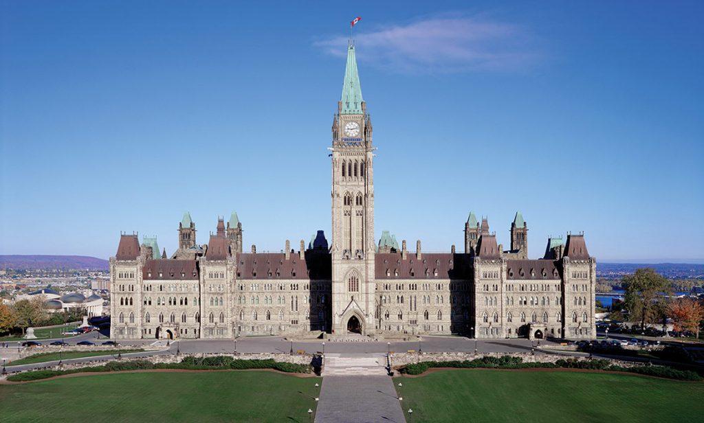 Fin de session parlementaire à la Chambre des communes