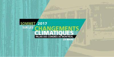 Sommet sur les changements climatiques