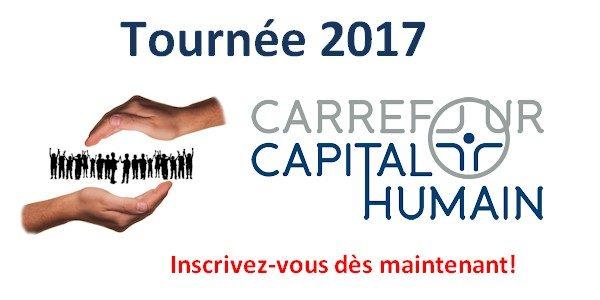 Tournée du Carrefour du capital humain