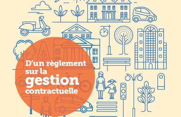 Guide de rédaction d'un règlement sur la gestion contractuelle