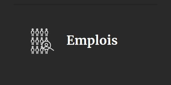 Portail emplois