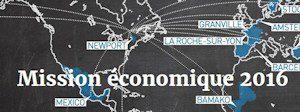 Mission économique 2016