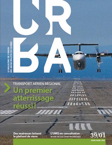 Transport aérien régional: premier atterrissage réussi!