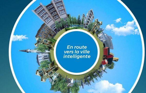 <p>Villes intelligentes</p>