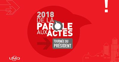Dès le 23 mai à Québec !