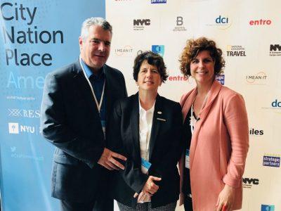 Développement régional et marketing territorial <br/> La délégation de l'UMQ dresse un bilan positif de sa mission économique à New York