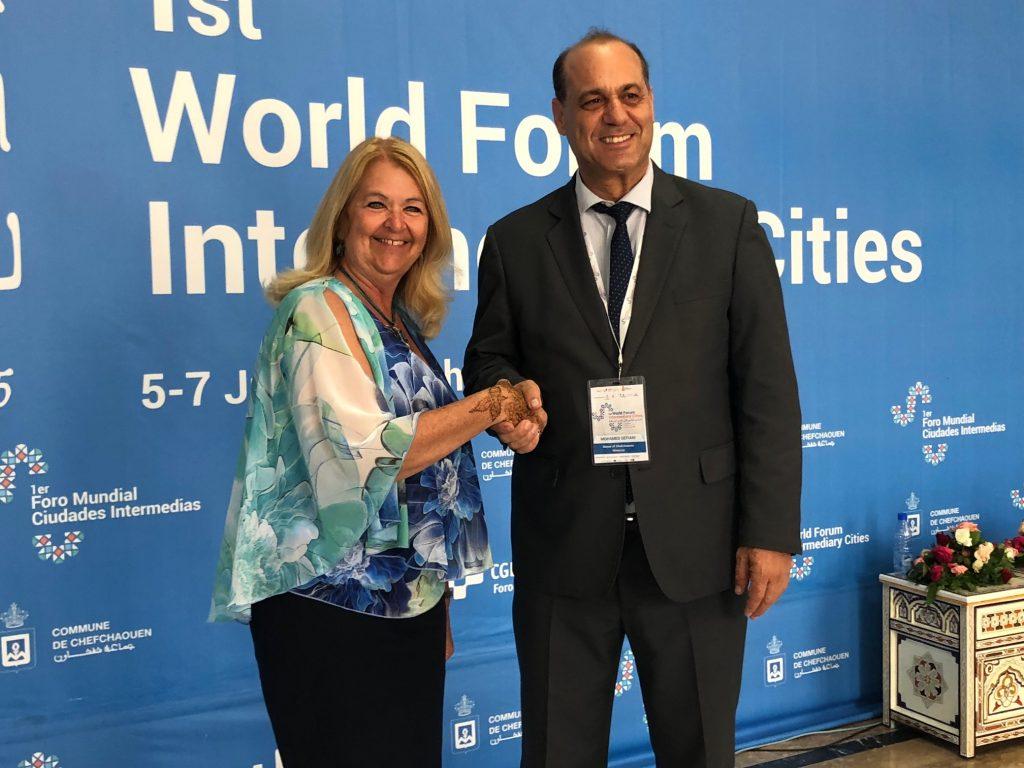 Adoption de la Déclaration-Charte des villes intermédiaires du monde