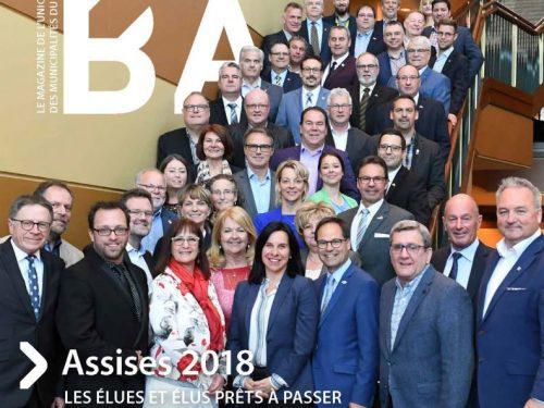 <p>Assises 2018<br /> Les élues et élus prêts à passer de la parole aux actes!</p>