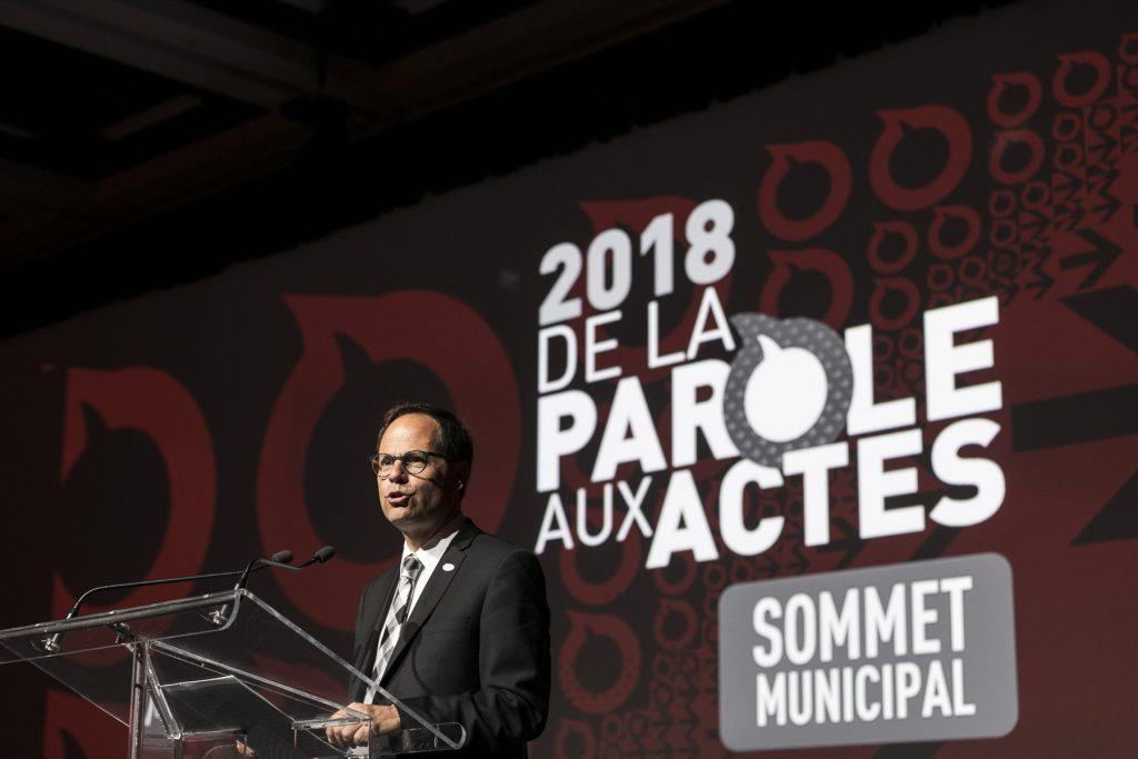 Sommet municipal 2018 <br/> Les gouvernements de proximité s'assureront du respect des engagements pris par les chefs