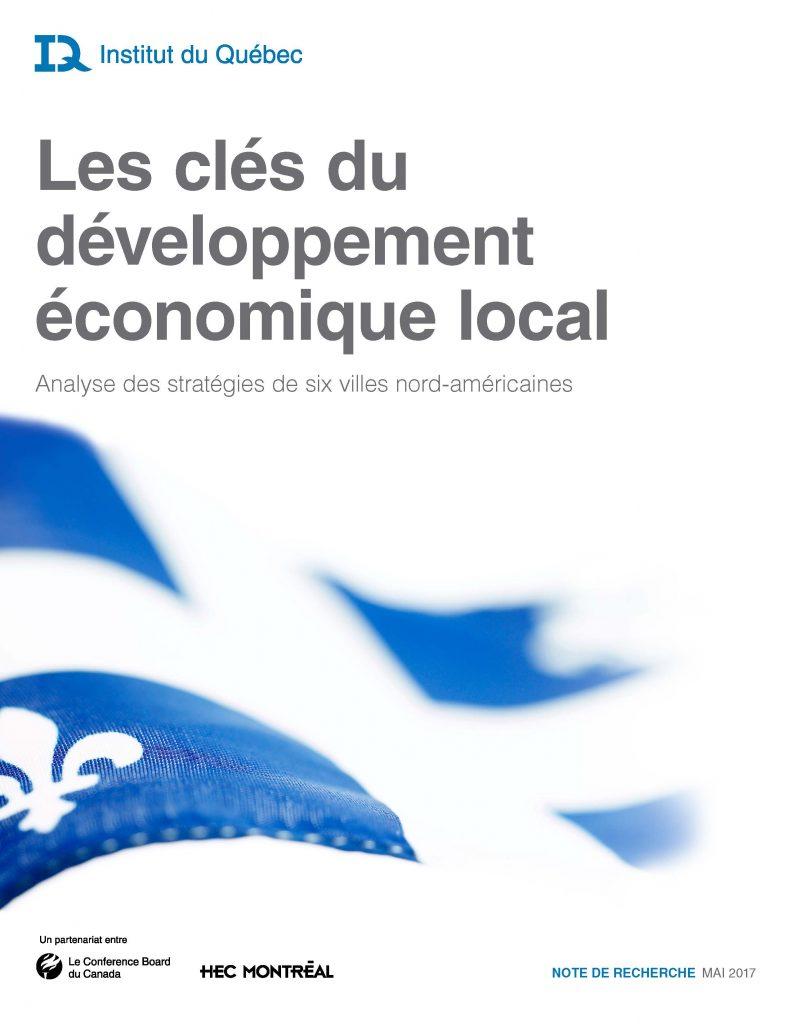 Les clés du développement économique local