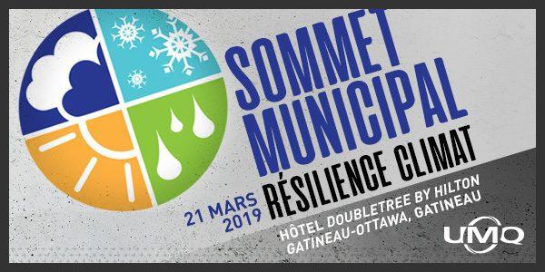 Sommet municipal - Résilience climat