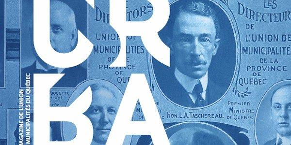 Le dernier numéro d'URBA est disponible !