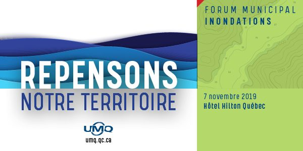 Forum municipal « Inondations : Repensons notre territoire »