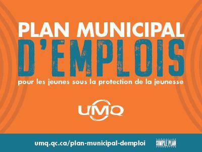 Plan municipal d'emplois de l'UMQ