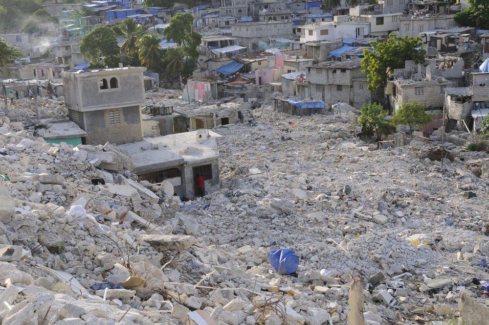 Haïti PCM séisme 2010