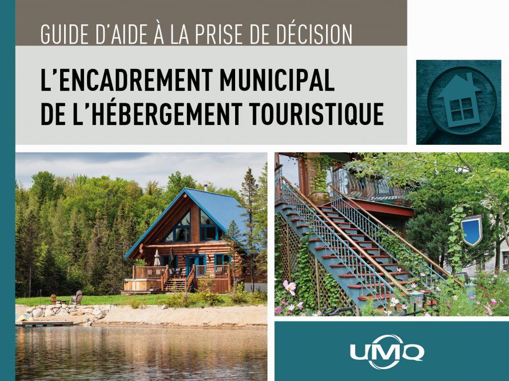 L'encadrement municipal de l'hébergement touristique