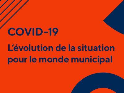 COVID-19 et comptes de taxes municipales – <br/>L'UMQ suggère une solution pour aider les citoyens et les commerçants