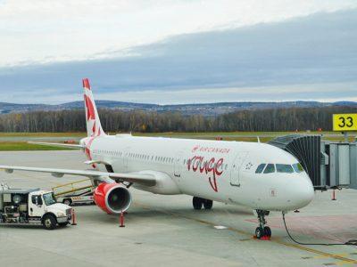 Suspension des liaisons régionales d'Air Canada – <br/>La cellule de crise sur le transport aérien salue l'implication du gouvernement du Québec