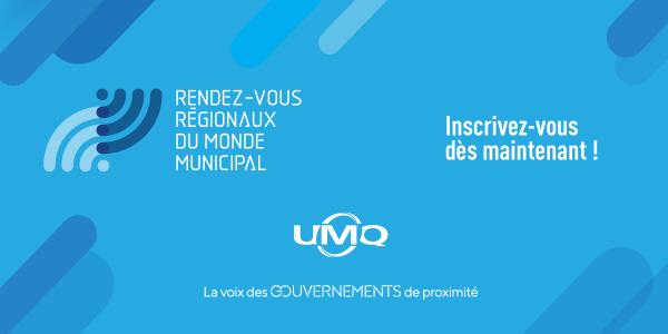 Rendez-vous régionaux du monde municipal