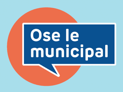 Candidatures jeunesse aux élections municipales – <br/>L'UMQ lance la campagne « Ose le municipal »