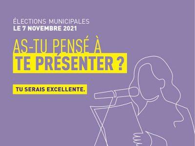 Campagne d'Elles à Élues – <br/>L'UMQ lance l'initiative « As-tu pensé à te présenter? »